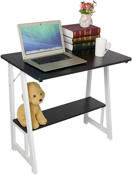 Computer Desk PC Laptop Table Wood Workstation Study Home Office Furniture 80cm