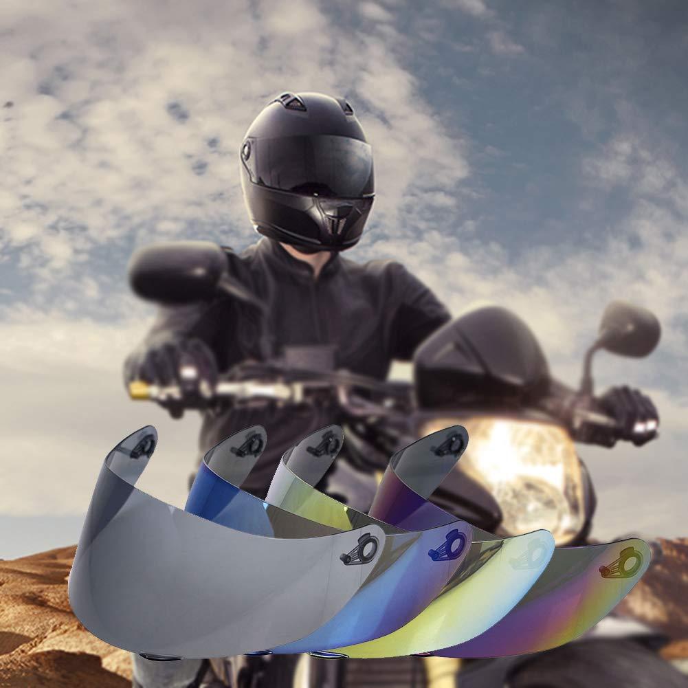 BriskyM AGV K5 K3SV Motorcycle Helmet Lens Visor Replacement Glasses Visor Tinted Lens Full Face Motocross Shield