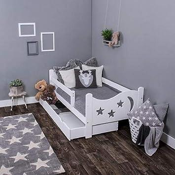 Lulu Kinderbett Chrisi Komplett Bett Mit Matratze 70x140