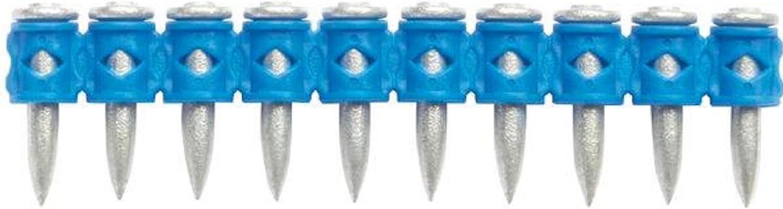 16mm Set de 100 Pi/èces Dewalt DDF3430000 Clous /à pointe Argent