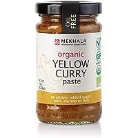 Mekhala Organic Thai Yellow Curry Paste, 100g