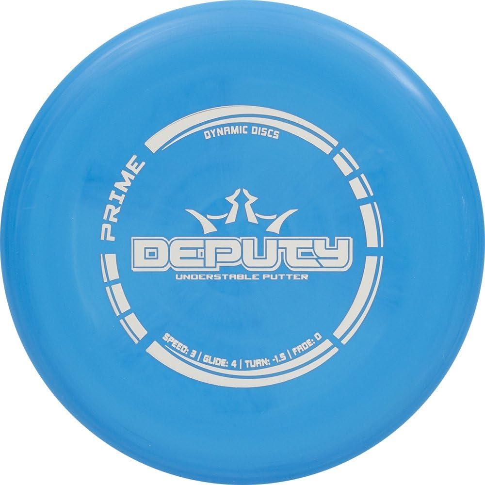 Dynamic Discs Prime Deputy Putter Golf Disc