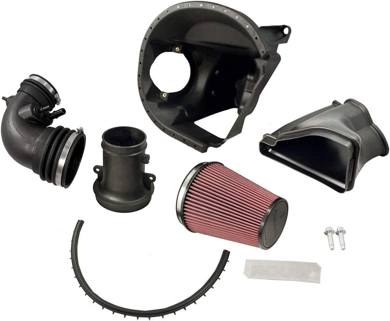 2015-2017 Roush Mustang GT 5.0 Cold Air Intake /& Axle Back Exhaust System Set