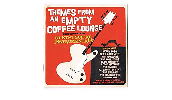 68f09b4070d6 Various Artists - Themes From An Empty Coffee Lounge   Various - Amazon.com  Music
