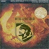 METAL GEAR SOLID POTABLE OPS ORIGINAL SOUNDTRACK