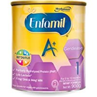 Enfamil A+ Stage 1 Gentlease Infant Milk Formula 360DHA+, 900g