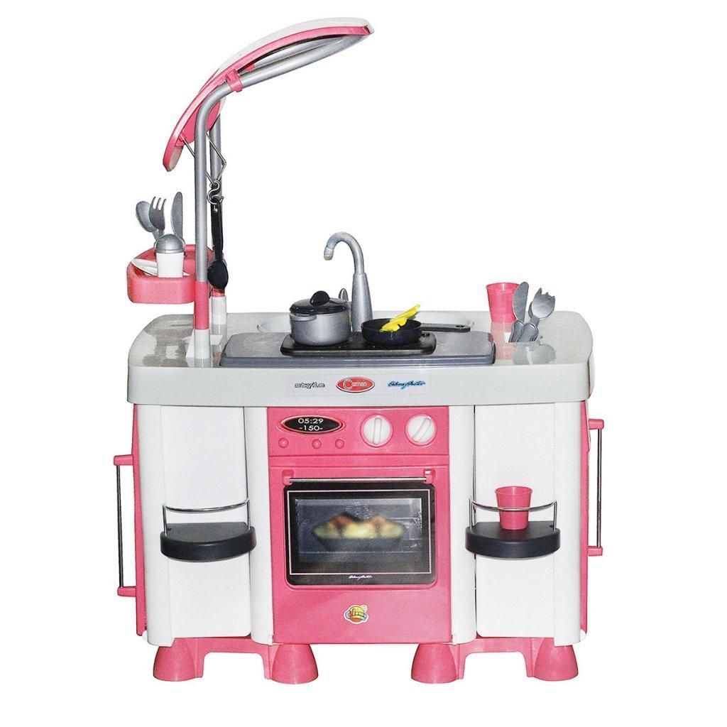 Polesie Carmen Küche mit Geschirrspüler