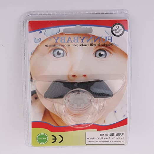 Amazon.com: Boy Baby Infant Chupete Tetina de silicona ...