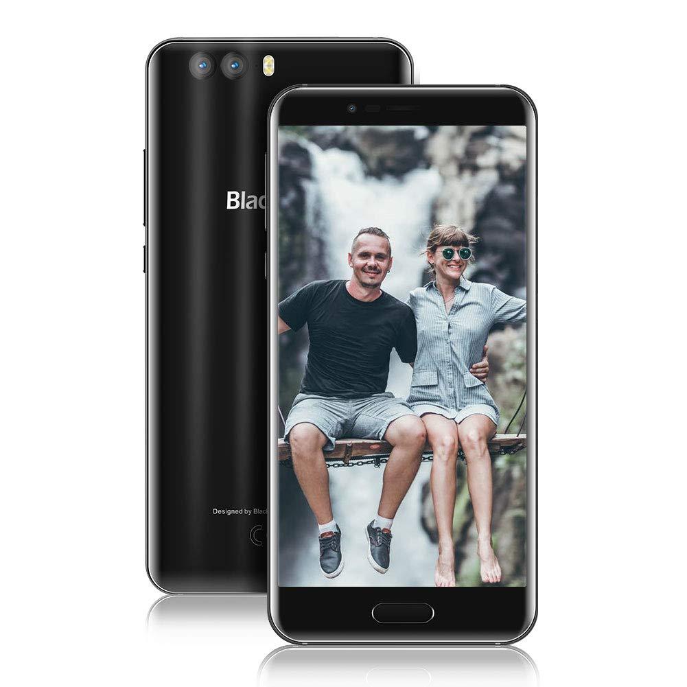 TALLA 6GB+64GB. Blackview P6000 64GB ROM Dual SIM Smartphone, 6180mAh Batería 12V2A Teléfono Móvil, 21MP+8MP+0.3MP 6GB RAM FHD 5.5