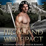 Highland Wolf Pact Boxed Set: Scottish Wolf Shifter Romance Bundle | Selena Kitt