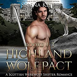 Highland Wolf Pact Boxed Set