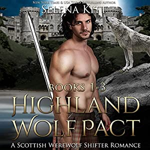 Highland Wolf Pact Boxed Set Audiobook