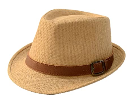 bc4d586afc229 Image Unavailable. Image not available for. Color  East Majik Straw Women  Men Summer Travel Beach Fedora Hat