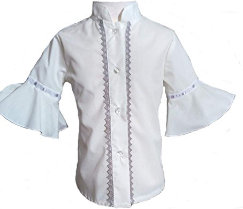 Camisa para Niñas 100% Algodón  Tallas Entre 3 y 10 Años   Blusas ...