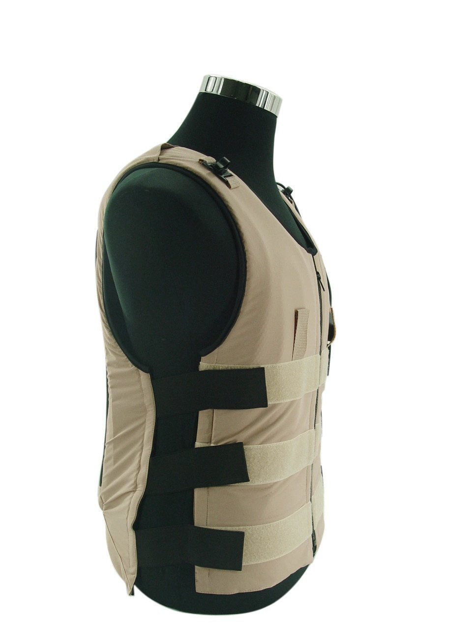 Ice Water Circulating Cooling Vest Tan Detachable Bladder M-L by Compcooler (Image #8)