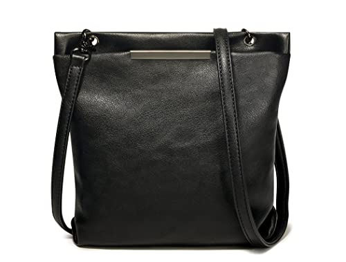 4e5875549c Crossbody Bags for Women, Purses and Handbags PU Leather with Removable &  Adjustable Shoulder strap