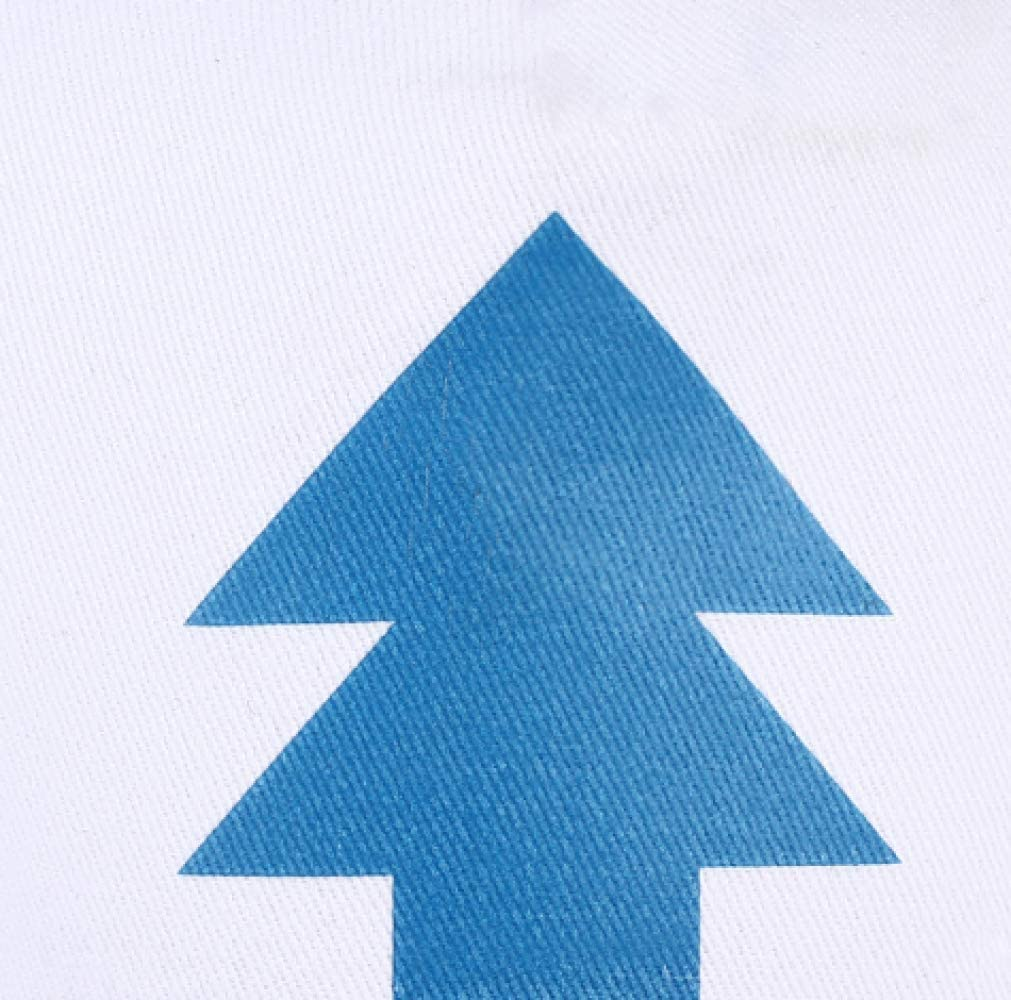 JRDL Adjustable Gravity Falls Baseball Cap Blue Pine Tree Hat Cartoon Trucker Snapback Cap New Curved Bill Dipper Adult Men Dad Hat Suitable For 55-62Cm