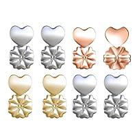ASAND-H ipoallergenico orecchini regolabile supporto, sicuro comfort Dream regalo per donne ragazza