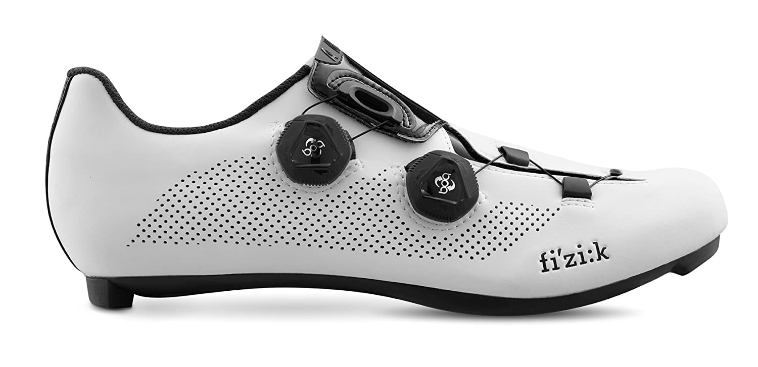 Fizik R3ARIA18-2010-41 Aria Shoes, White/Black, Size 41