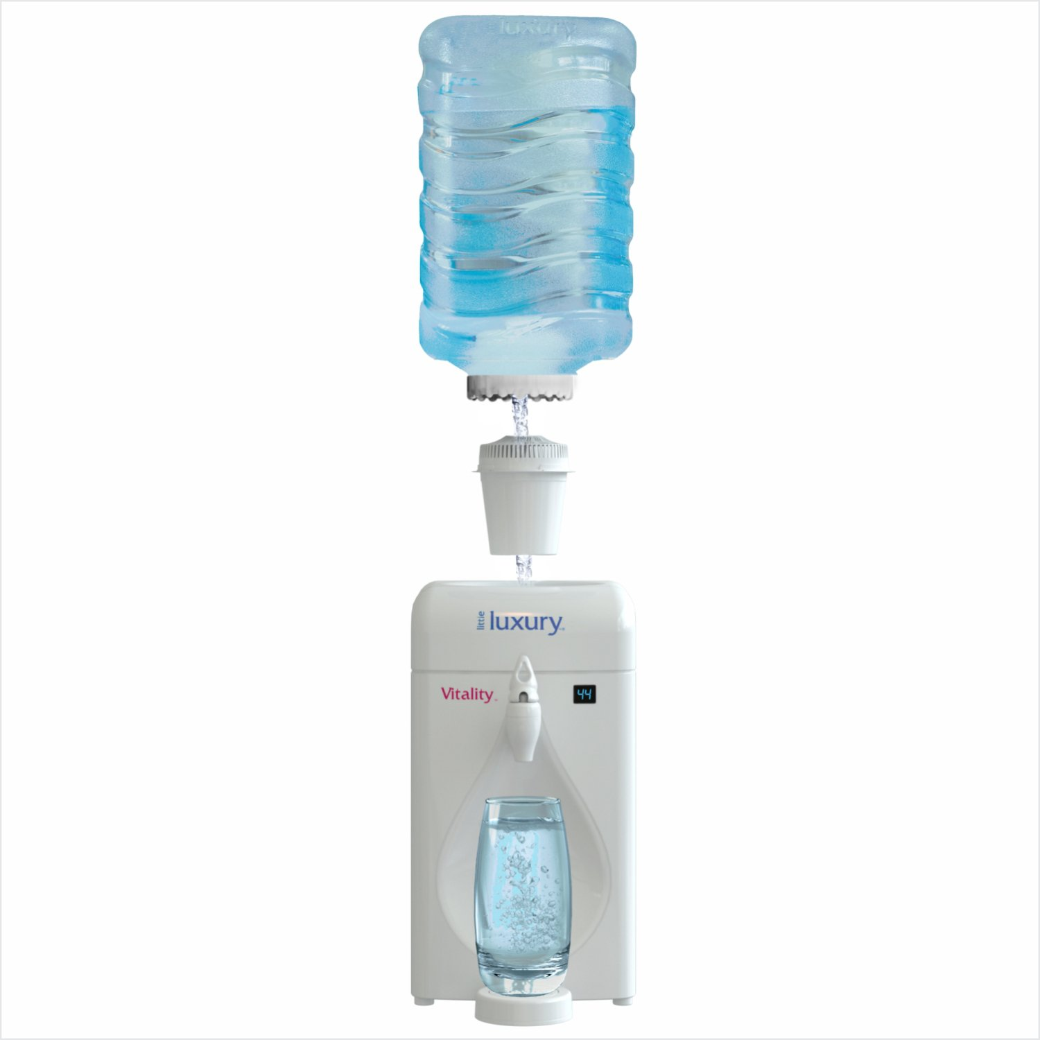 Little Luxury Vitality Mini Water Cooler and Filter