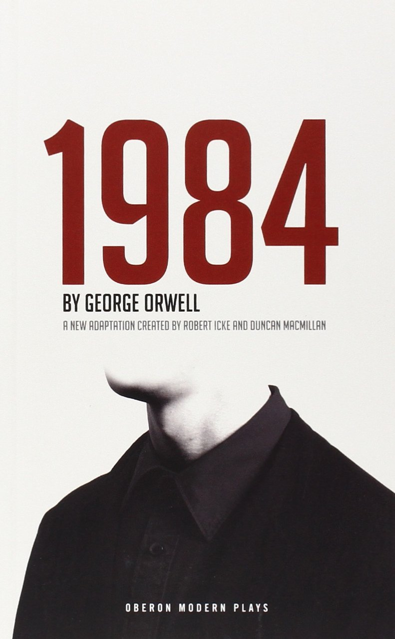 co uk george orwell books biogs audiobooks discussions 1984 nineteen eighty four oberon modern plays