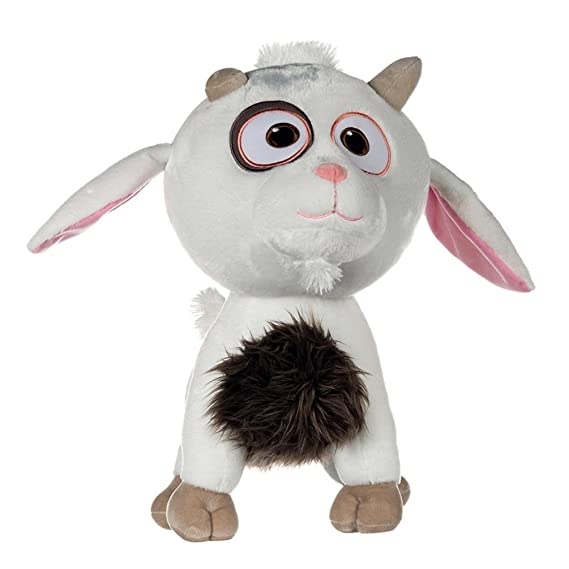 Amazon.com: Despicable Me Lucky the Uni Goat Plush Soft Toy 24cm: Toys & Games