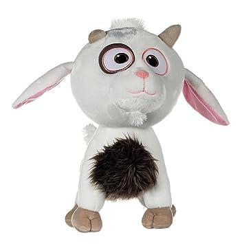 Despreciable afortunado el juguetón suave de la felpa de la cabra de la Uni 24cm