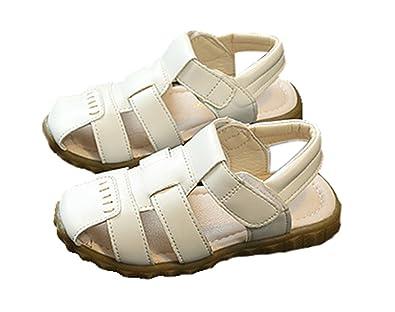 keephen Vintage Bébé Oxford Sandales Printemps Été Mode Garçon Fille  Sandales Enfants Chaussures 50702da7d3aa