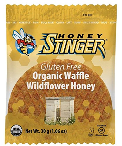 Honey Stinger Organic Gluten Wildflower