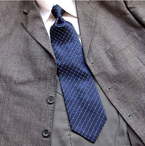 amp; Easy Optional xiaojian marry pull wear Business Silk system Tie Formal Hand 001 Men FqSdqx7wv