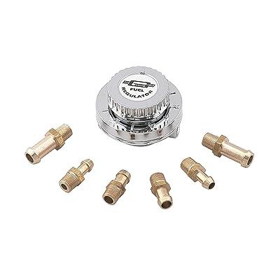 Mr. Gasket Fuel Press Regultr W/Hdwr: Automotive