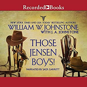 Those Jensen Boys! Audiobook
