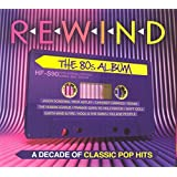 Rewind: The 80s Album 3 CD by Various Artists