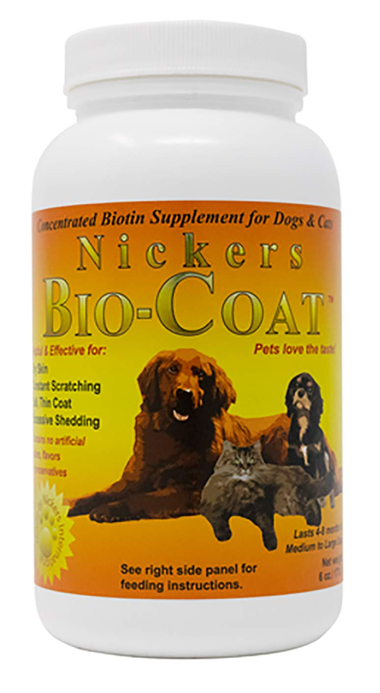 Bio Coat Concentrated Biotin Supplement - 6 oz by Nickers