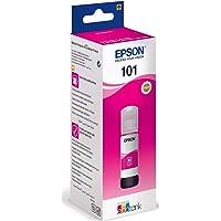 Epson 101 EcoTank M (T03V3) Orijinal Mürekkep Kartuş, 70 ml, Macenta