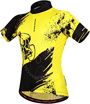 Herren Fahrradshirt Fahrradtrikot Fahrrad Shirt Radtrikot Trikot