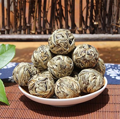 Aseus Yunnan Pu'er Tea tea 500 grams pearl white moonlight moonlight single bud White Milli-Silver Needle Tea small dragon by Aseus-Ltd
