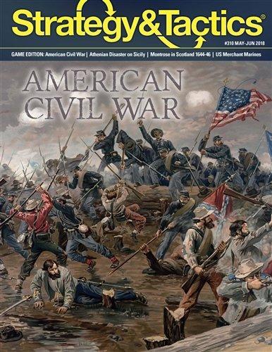 【ついに再販開始!】 DG B07BSZDLV1 :戦略&戦術Magazine American # 310、with American Civil War boardgame boardgame B07BSZDLV1, スリーププラス インテリア館:ba79d082 --- arianechie.dominiotemporario.com
