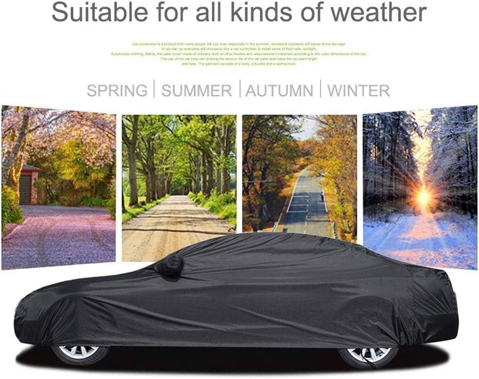 Grand Waterproof Car Cover 3008 307 207cc Heavy Duty Couverture 308 B/âche Voiture Housse Peugeot 206 All Weather Protection- Respirant Ext/érieur Int/érieur Car Cover RCZ Housses pour Auto