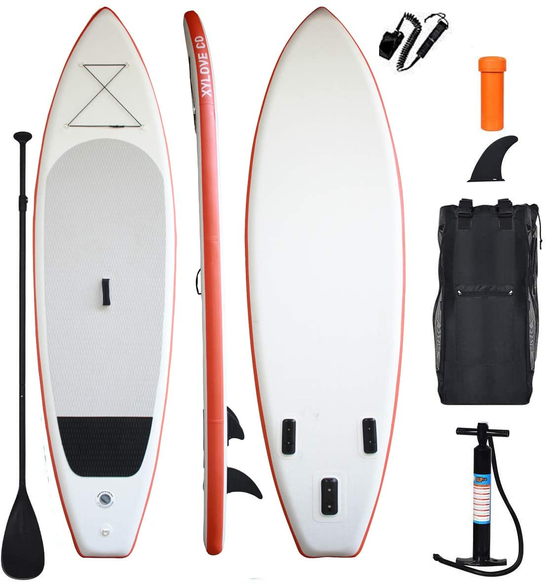 xylove surfing inflatable sup