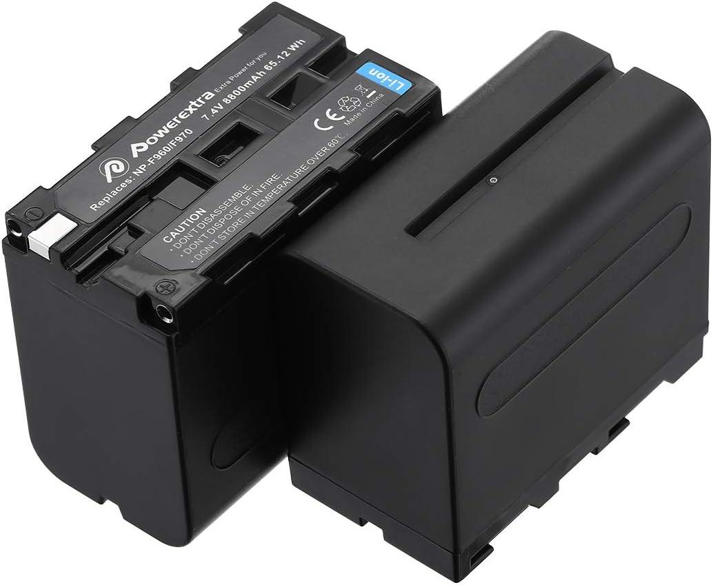 2 baterias para Sony NP-F970 (ver descripcion)