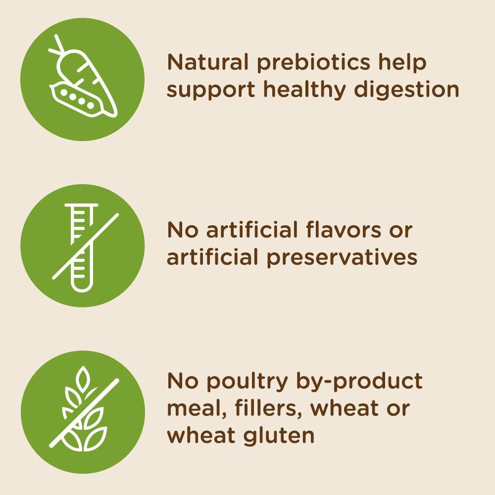 Rachael Ray Nutrish Natural Dry Dog Food, Real Chicken & Veggies Recipe, 28 lbs by Rachael Ray Nutrish (Image #4)