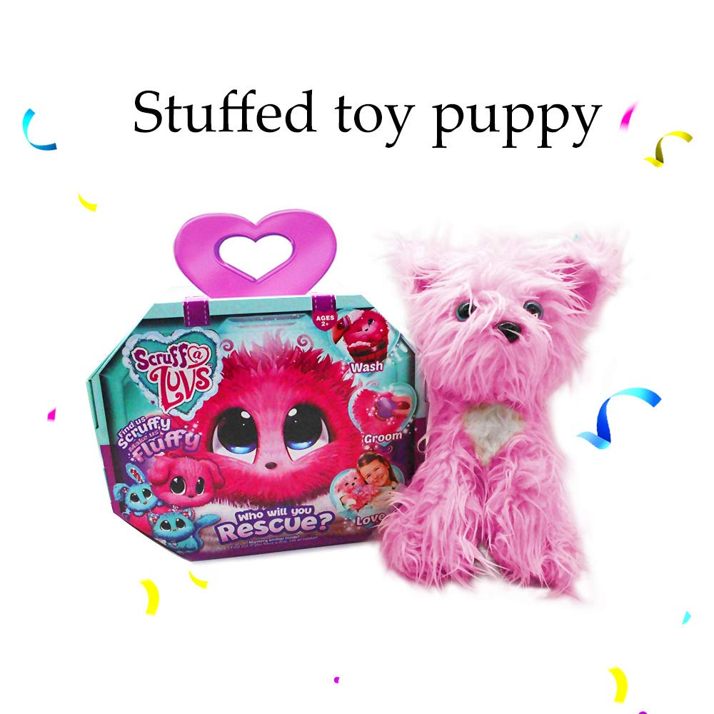 Small Live pets Wrapples toy little live pet INTERACTIVE FURRY Friends talking PINK PRINCEZA Skyo-Slap Band cute Toy Slap Wrist Band Xmas Gift Scruff