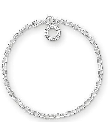 Thomas Sabo Silver Bracelet for Charms Classic X0163-001-12 364f2621b