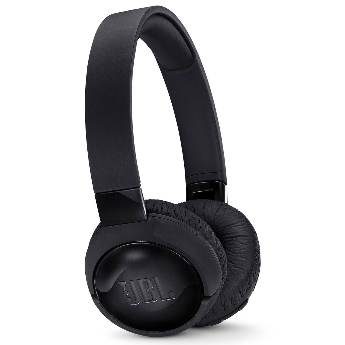 JBL Tune 600 BTNC On-Ear Wireless Bluetooth Noise Canceling Headphones - Black by JBL