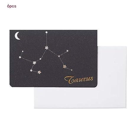 Tarjeta de felicitación de Constelación Creativa Regalo de ...