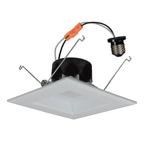 4 Square Recessed Lighting Trims Amazon Com