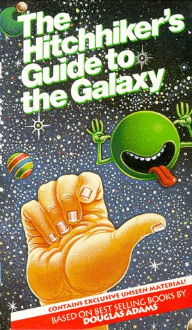 The Hitchhiker's Guide to the Galaxy - Garden Movie The Galaxy Of