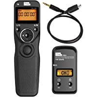 Pixel DSLR Camera Wireless Shutter Release Timer Remote Control TW-283/DC2 for Nikon D3100 D3200 D3300 D5000 D5100 D5200…