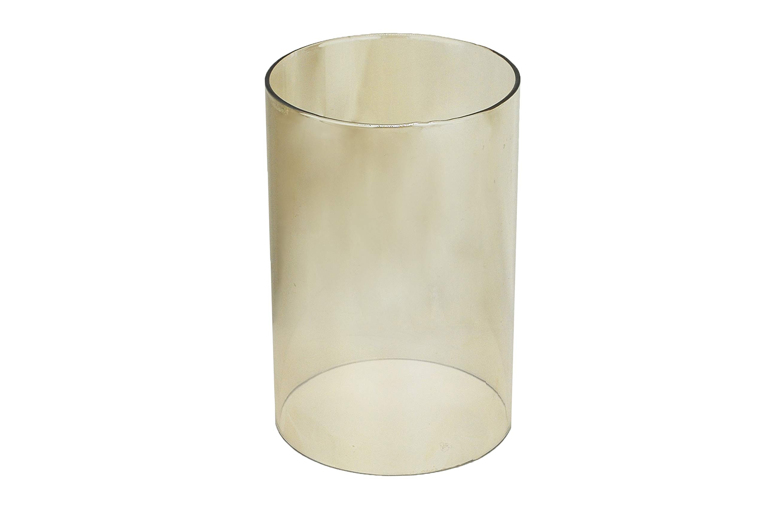 U-play Open Candle Chimney, 4 inches in Diameter, 6 inches high and Weighs 6.5 Ounces